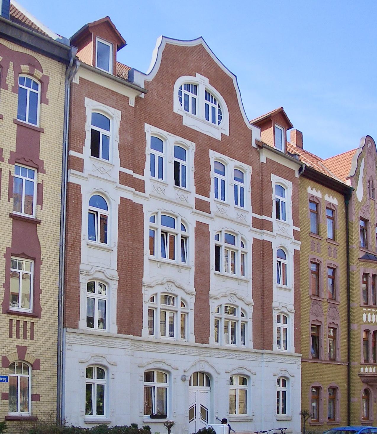 Mehrfamilienhaus in Erfurt