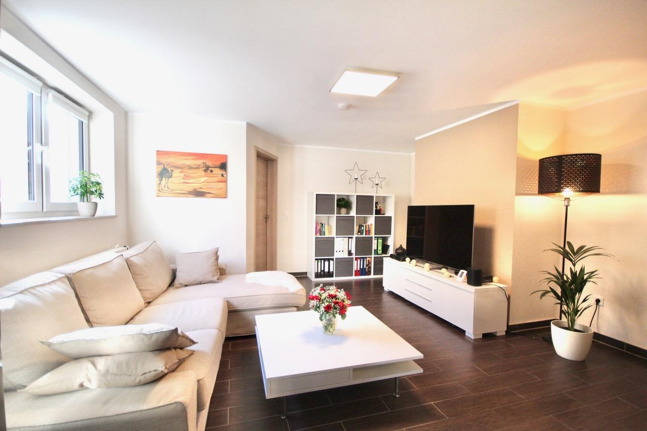 2-Zimmer Souterrainwohnung in Riedstadt-Wolfskehlen