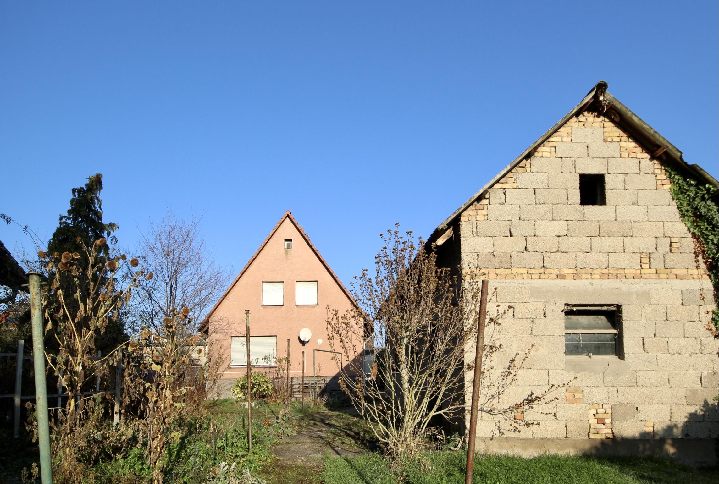 Abrissgrundstück in Trebur-Geinsheim