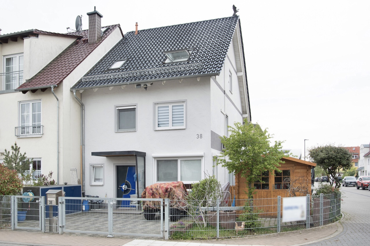 Modernes Reihenendhaus in Griesheim