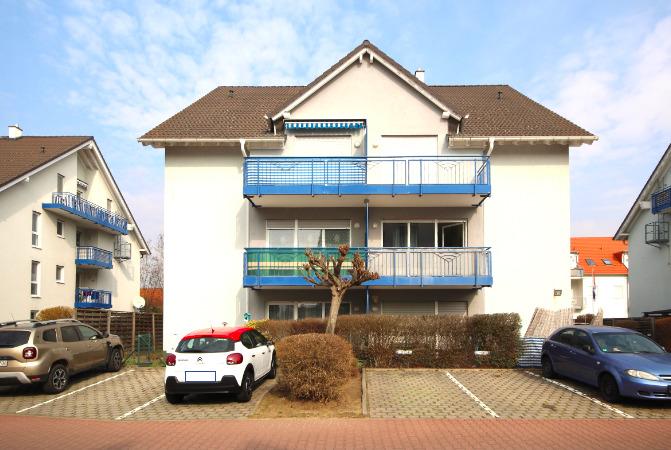 Vermietete Eigentumswohnung in Trebur
